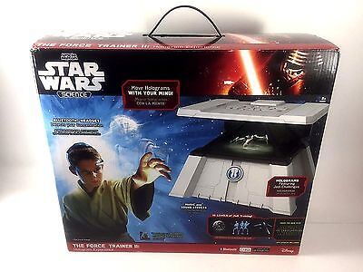 Force Awakens Star Wars Science The Force Trainer 2 II Hologram Experience Jedi