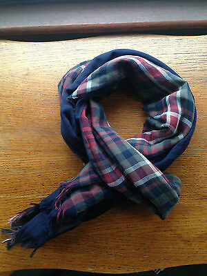 The Kooples check scarf