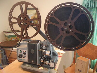 16mm Film projector Bauer P-5