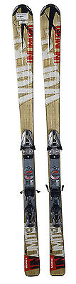 Volkl Unlimited R1 Skis 170cm w/Marker 9.0 Bindings Gld/Wht/Rd - USED - GOLD