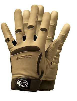 Bionic Classic Gardening Glove - Mens XX/Large - Full Leather - Durable Comfort