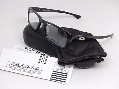 Oakley Airdrop OX8046-0253 Black Ink Eyeglasses 53mm