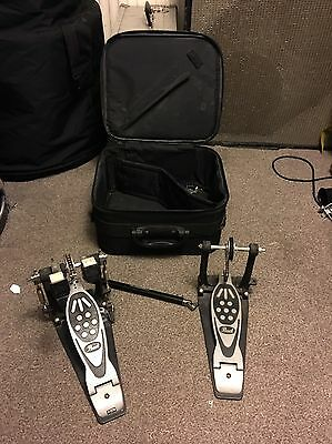Pearl Double Bass Pedal With Case
