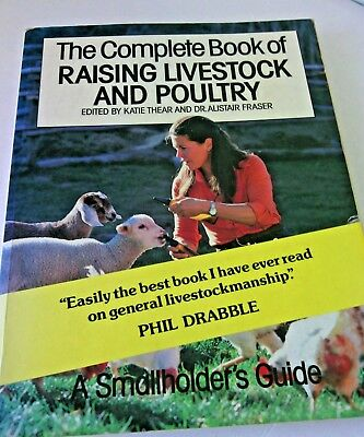 "Complete Book of Raising Livestock & Poultry Hobby Farm""s Smallholders Guide Pet"
