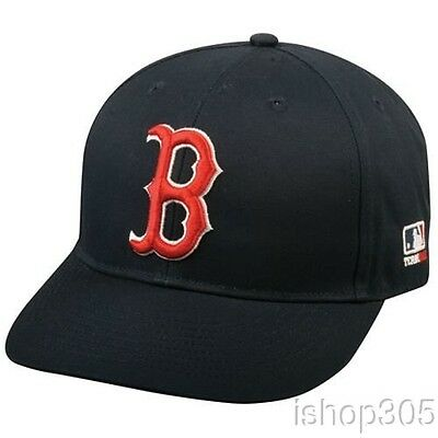 Boston Red Sox MLB Cap Adult Official Licensed Replica Hat MLB300