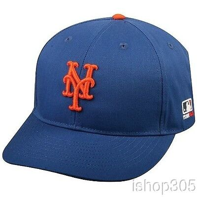 New York Mets MLB Cap Adult Official Licensed Replica Hat MLB300