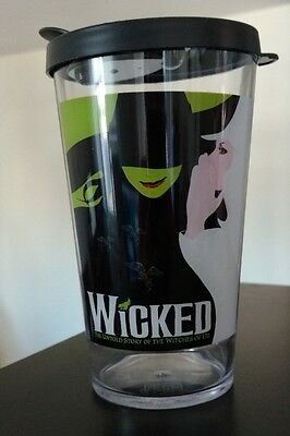 Wicked or She loves me or Great Comet of 1812 play Broadway Theater Musical Cup