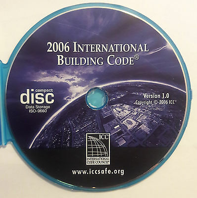International Building Code, IBC 2006 - CD