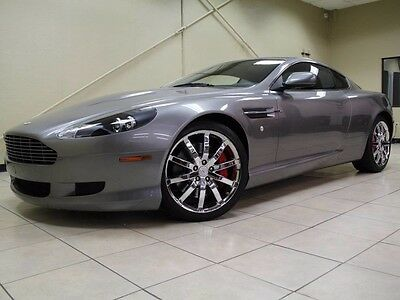 2005 Aston Martin DB9 Base Coupe 2-Door CLEAN CARFAX, LOW MILES, V12. HIGHLY OPTIONED, FINANCE UP TO 120 MONTHS