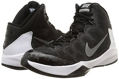e91ec694807c8 Men's Nike Zoom Without a Doubt Basketball Shoes, 749432 002 Size 10.5 Black /Si