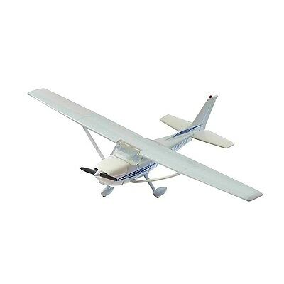 For Model Train  - 1/87 (HO) Scale Cessna 172 Skyhawk Aircraft- Ready to Place