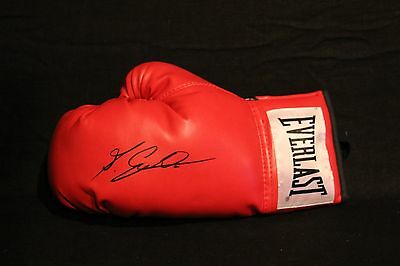 Andrew Golota Heavy Weight Contender Autographed Signed Everlast Boxing Glove