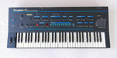 Sequential Circuits Prophet VS Rare Vintage Analog Digital Synthesizer SCI 5