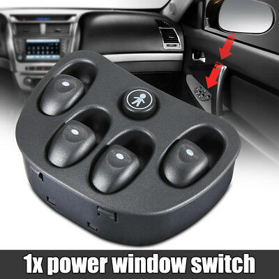 Electric Power Window Master Control Switch For Holden Commodore VT VX 1999-2003