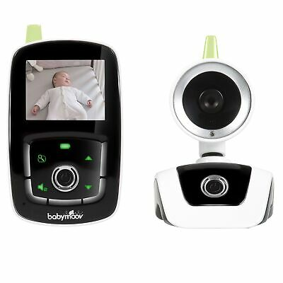 Babymoov Visio Care III Baby Nursery Security Monitor Camera & Nightlight | 300M