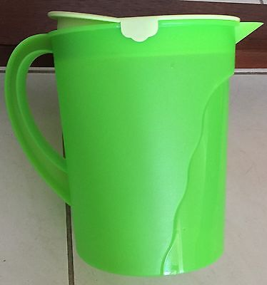 Tupperware Jug 3.75 Litre Lime Aid Green Pitcher New