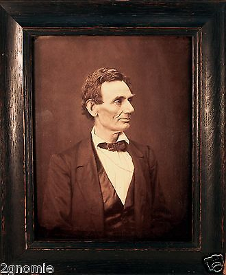 ABRAHAM LINCOLN (1860) REPUBLICAN PRESIDENTIAL CANDIDATE Mint Condition ORIGINAL
