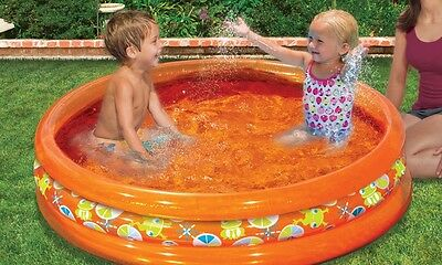 Banzai Summer fun splash pool