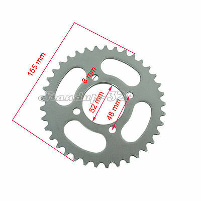 Parts & Accessories Chinese ATV Rear Sprocket 420-37T