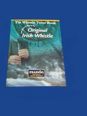 Tin Whistle 30 Page Tutor Book