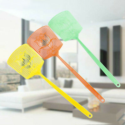 3 x Fly Swatter Swat Bug Mosquito Insect Wasp Killer Catcher Pest Insect Control