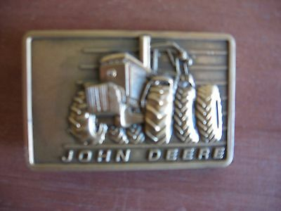 1982...4450 John Deere Belt Buckle