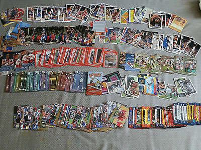 Cards Lot Afl Baseball Basketball Cars Etc