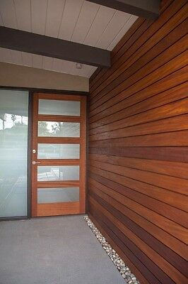 135x19mm Hardwood Timber Cladding, Lining, Screening Premium Grade Outdoor