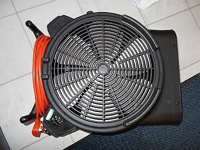 Ashbys Air Mover for Carpet Cleaning Drying - 3 stage