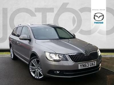 2013 Skoda Superb ELEGANCE TDI CR DSG Automatic Estate