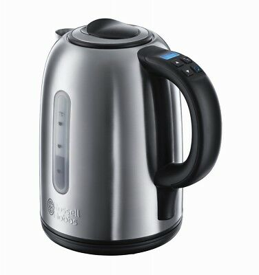 Russel Hobbs Buckingham Digitaler Wasserkocher (3.000 Watt) 21040-56