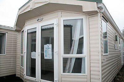 Static Caravan / Mobile Home - Ideal for Temporary Accommodation
