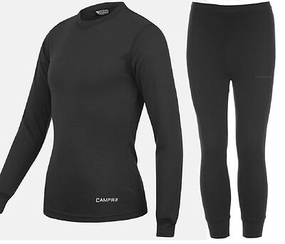 Junior Base Layer Thermal Top Bottoms or Set Underwear Ski Campri Pant Youths