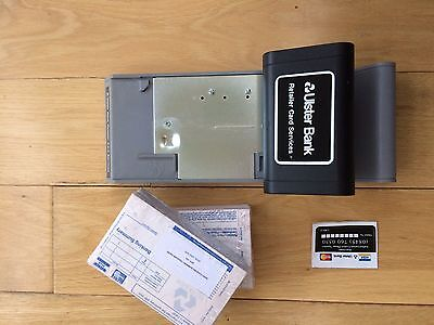 Credit Card manual Machine With Duplicate Receipts