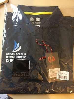 Musto Evolution Ladies RORC Commodores Cup Polo Shirt