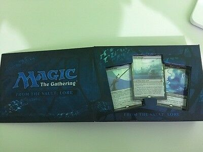"""Set Completo Magic """"from The Volt: Lore"""" Nuovo"""