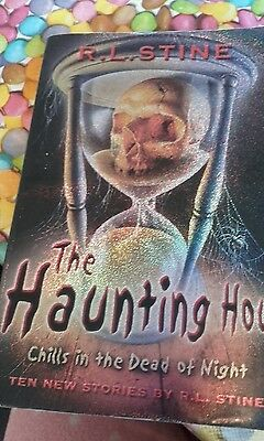 Haunting Hour by R. L. Stine (Paperback, 2002)