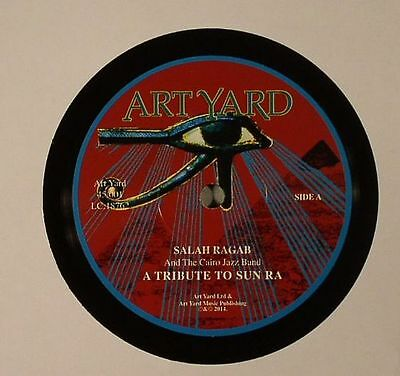 "RAGAB, Salah/THE CAIRO JAZZ BAND - A Tribute To Sun Ra - Vinyl (7"")"