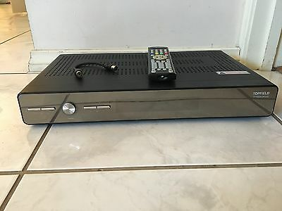 Topfield TF7000HDPVRt (250 GB) Receiver