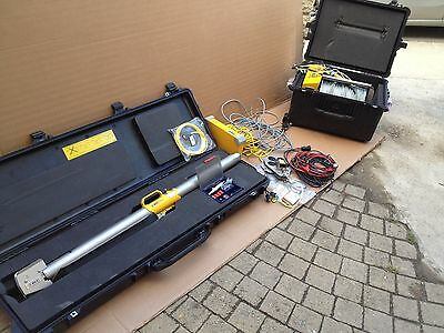 side scan sonar lateral CM2 CMAX