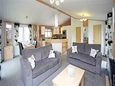 New In Stock. Lodge/static Caravan For Sale. Nr Norfolk Broads. Great Yarmouth.