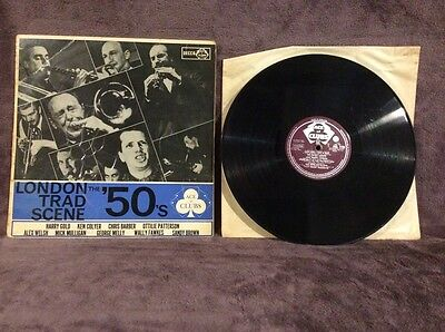 London Trad Scene The 1950s On Ace Of Clubs Label 1959