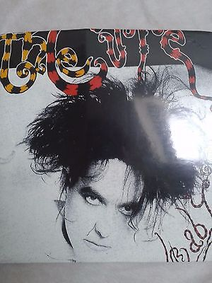 "Maglietta Original Vintage ""Lullaby"" del 1989 ""The Cure"