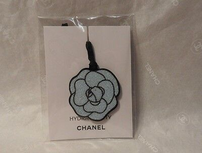VIP gift AUTHENTIC CHANEL chanel hydra beauty- charm- camelia