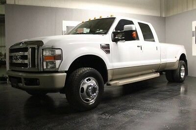 2008 Ford F-350  2008 Ford King Ranch