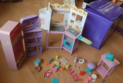 Barbie all round home kitchen playset Year 2000