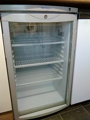 Tefcold BC145 Under Counter Commercial Drinks Fridge