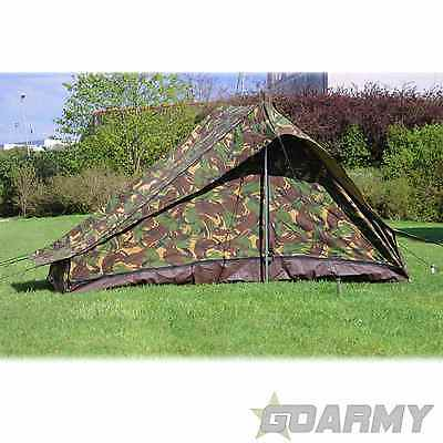 Dutch Army 2 Person Ridge Camouflage Tent