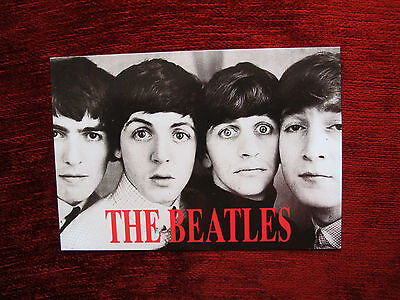 Carte postale The Beatles
