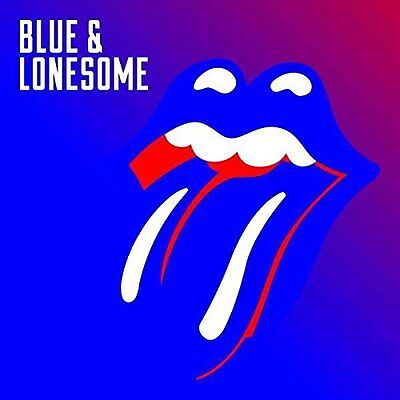 THE ROLLING STONES Blue & Lonesome 2 x 180gm Vinyl LP Gatefold Sleeve NEW SEALED